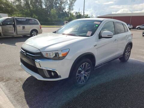 2019 Mitsubishi Outlander Sport for sale at Auto Finance of Raleigh in Raleigh NC