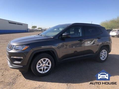 2017 Jeep Compass for sale at Auto House Phoenix in Peoria AZ