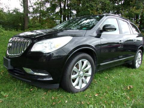 2016 Buick Enclave for sale at Sussex County Auto Exchange in Wantage NJ