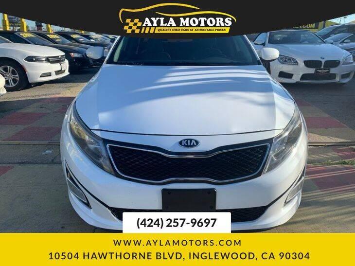 2014 Kia Optima for sale in Inglewood, CA