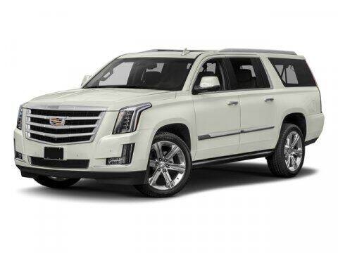 2017 Cadillac Escalade ESV for sale at Auto Finance of Raleigh in Raleigh NC