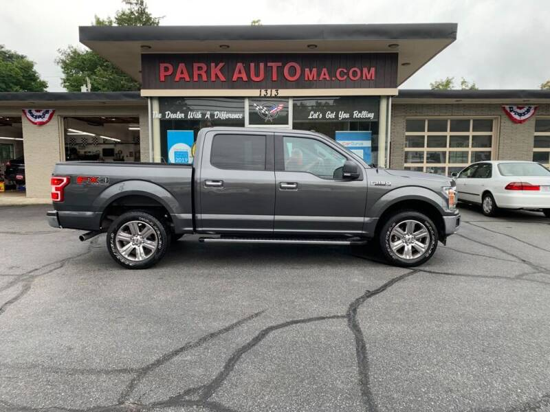 2018 Ford F-150 for sale at Park Auto LLC in Palmer MA