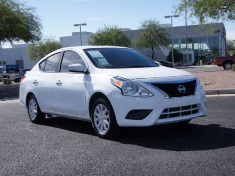 2019 Nissan Versa for sale at CarFinancer.com in Peoria AZ