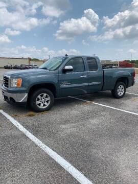 2009 GMC Sierra 1500 for sale at BARROW MOTORS in Caddo Mills TX