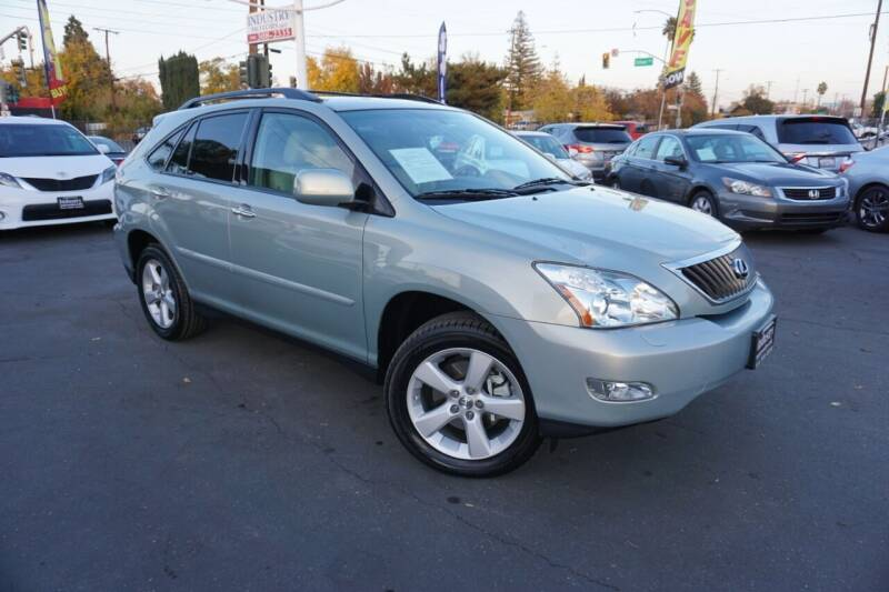 2008 Lexus RX 350 for sale at Industry Motors in Sacramento CA