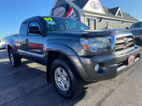 2009 Toyota Tacoma for sale at Cape Cod Carz in Hyannis MA
