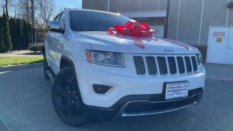 2014 Jeep Grand Cherokee for sale at Speedway Motors in Paterson NJ