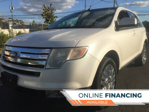 2010 Ford Edge for sale at New Jersey Auto Wholesale Outlet in Union Beach NJ