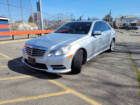 2013 Mercedes-Benz E-Class for sale at Millennium Auto Group in Lodi NJ