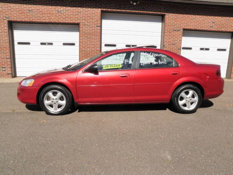 2006 Dodge Stratus for sale at Wolcott Auto Exchange in Wolcott CT