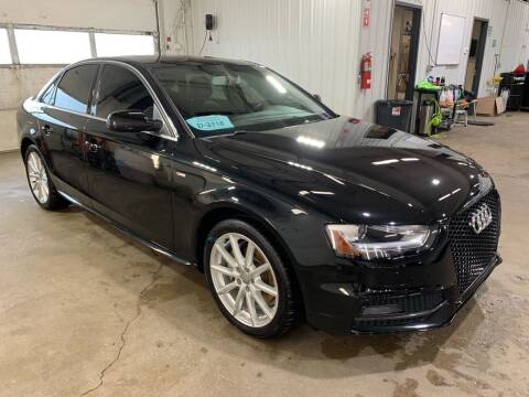 2015 Audi A4 for sale at Premier Auto in Sioux Falls SD