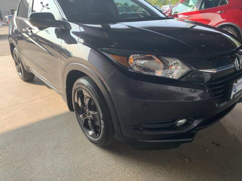 2017 Honda HR-V for sale at Ford Trucks in Ellisville MO