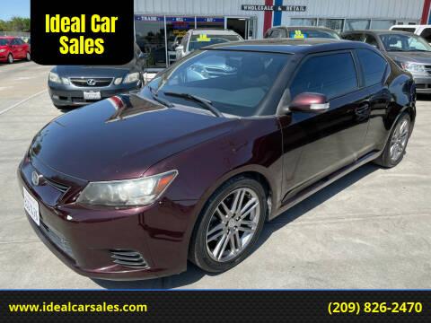 2011 Scion tC for sale at Ideal Car Sales in Los Banos CA