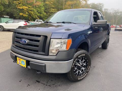 2012 Ford F-150 for sale at Granite Auto Sales in Spofford NH