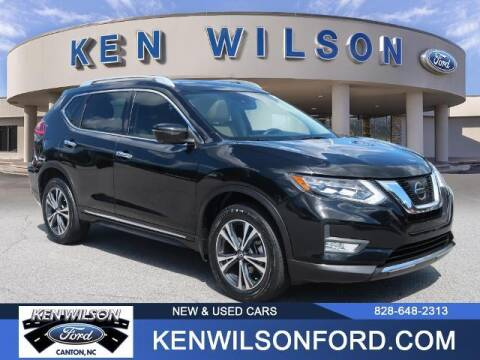 2017 Nissan Rogue for sale at Ken Wilson Ford in Canton NC