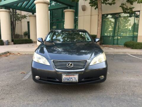 2009 Lexus ES 350 for sale at Hi5 Auto in Fremont CA