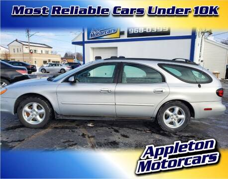 2003 Ford Taurus for sale at Appleton Motorcars Sales & Service in Appleton WI