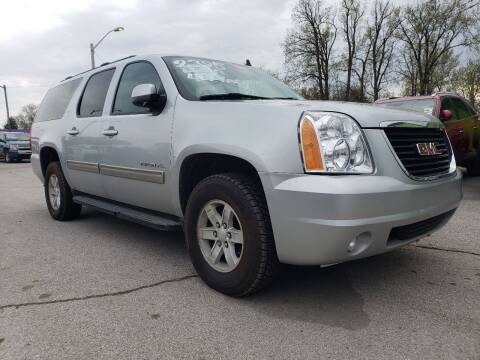2013 GMC Yukon XL for sale at Empire Auto Group in Indianapolis IN