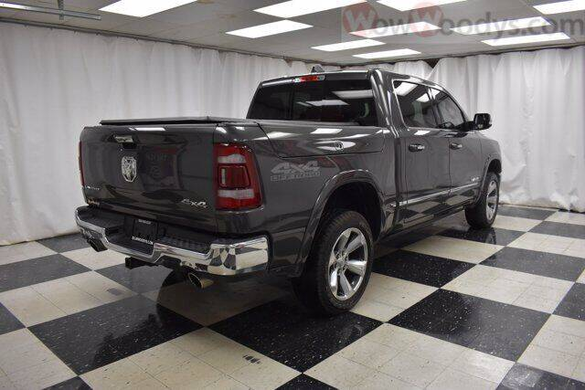 2019 RAM Ram Pickup 1500 4x4 Limited 4dr Crew Cab 5.6 ft. SB Pickup - Chillicothe MO