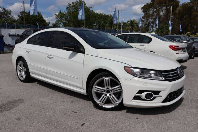 2017 Volkswagen CC for sale at OCEAN AUTO SALES in Miami FL