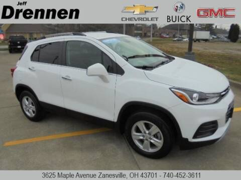 2018 Chevrolet Trax for sale at Jeff Drennen GM Superstore in Zanesville OH