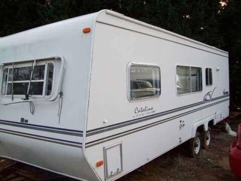 2001 Coachmen Catalina for sale at East Coast Auto Source Inc. in Bedford VA