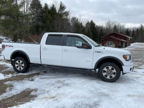2011 Ford F-150 for sale at Hart's Classics Inc in Oxford ME