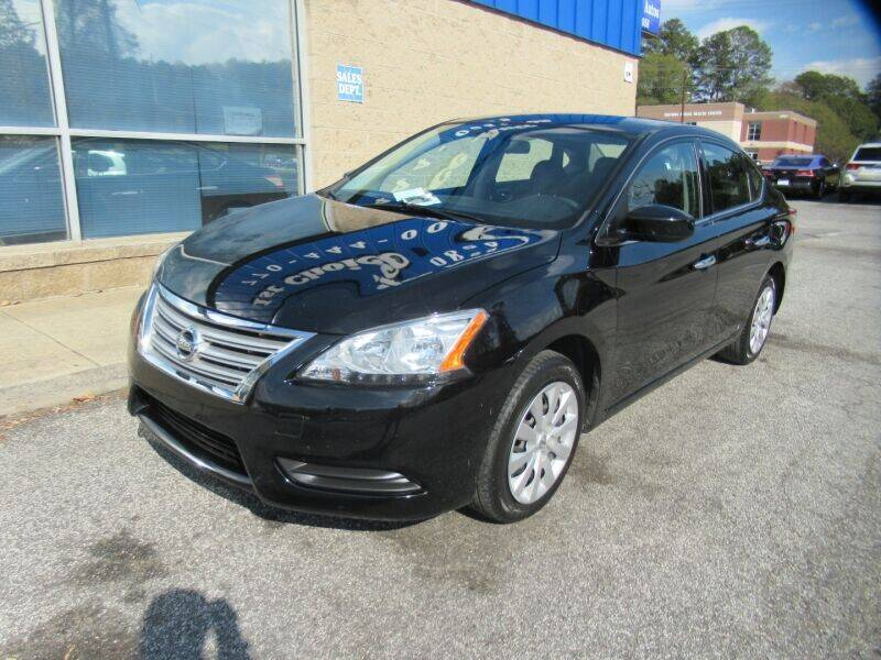 2015 Nissan Sentra for sale at Southern Auto Solutions - Georgia Car Finder - Southern Auto Solutions - 1st Choice Autos in Marietta GA