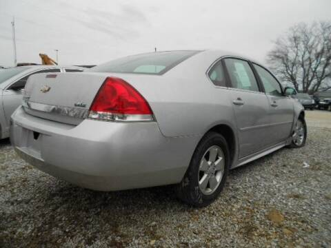 2010 Chevrolet Impala for sale at David Hammons Classic Cars in Crab Orchard KY