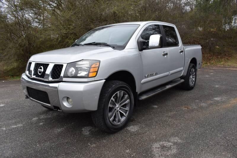 2007 Nissan Titan for sale at Gamble Motor Co in La Follette TN