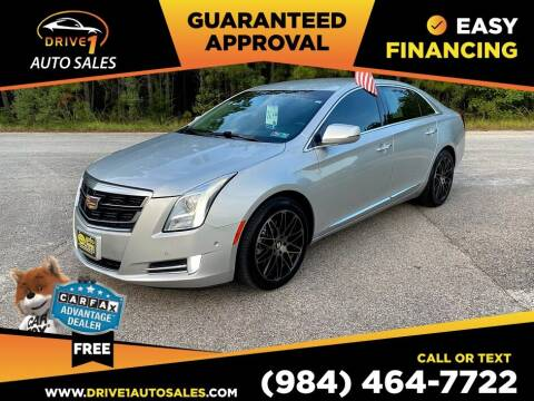 2017 Cadillac XTS for sale at Drive 1 Auto Sales in Wake Forest NC