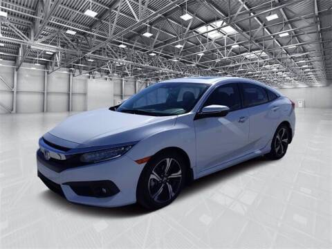 2017 Honda Civic for sale at Camelback Volkswagen Subaru in Phoenix AZ