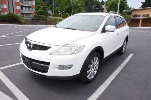 2009 Mazda CX-9 for sale at Precision Motors LLC in Renton WA