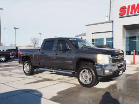 2011 Chevrolet Silverado 2500HD for sale at SIMOTES MOTORS in Minooka IL
