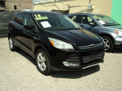 2013 Ford Escape for sale at DESERT AUTO TRADER in Las Vegas NV
