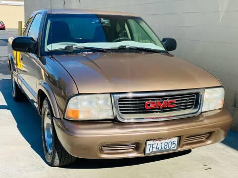 2003 GMC Sonoma for sale at Auto Zoom 916 in Rancho Cordova CA