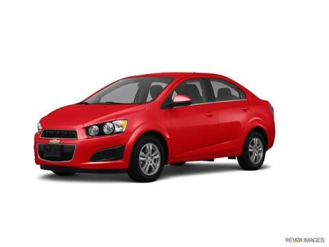 2012 Chevrolet Sonic for sale at Jamerson Auto Sales in Anderson IN