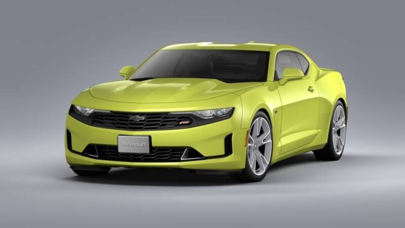 2020 Chevrolet Camaro for sale at MARTINDALE CHEVROLET in New Madrid MO