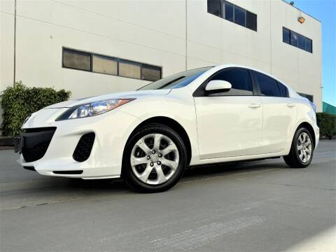 2013 Mazda MAZDA3 for sale at New City Auto - Retail Inventory in South El Monte CA