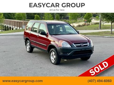 2004 Honda CR-V for sale at EASYCAR GROUP in Orlando FL