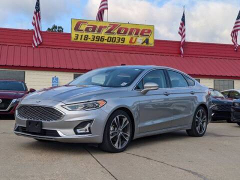 2020 Ford Fusion for sale at CarZoneUSA in West Monroe LA