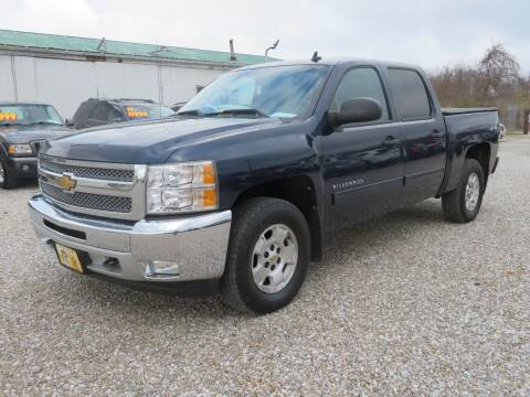 2012 Chevrolet Silverado 1500 for sale at Low Cost Cars in Circleville OH
