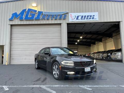 2016 Dodge Charger for sale at MGI Motors in Sacramento CA