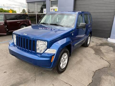 2010 Jeep Liberty for sale at Bi-Rite Auto Sales in Clinton Township MI