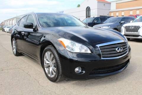 2013 Infiniti M56 for sale at SHAFER AUTO GROUP in Columbus OH