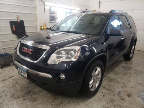 2012 GMC Acadia for sale at Jem Auto Sales in Anoka MN