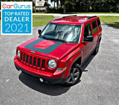 2017 Jeep Patriot for sale at Brothers Auto Sales of Conway in Conway SC
