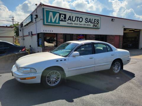 2004 Buick Park Avenue for sale at MR Auto Sales Inc. in Eastlake OH