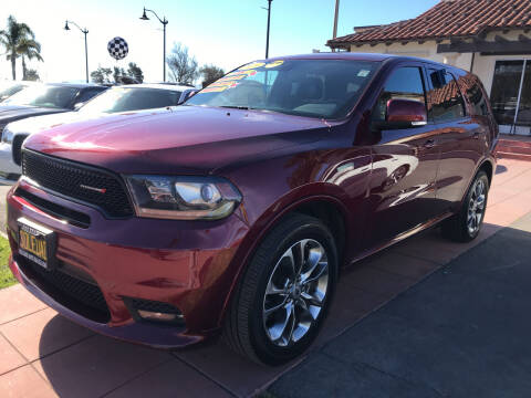 2020 Dodge Durango for sale at Soledad Auto Sales in Soledad CA
