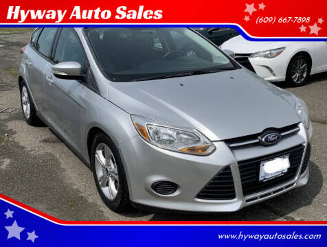 2014 Ford Focus for sale at Hyway Auto Sales in Lumberton NJ